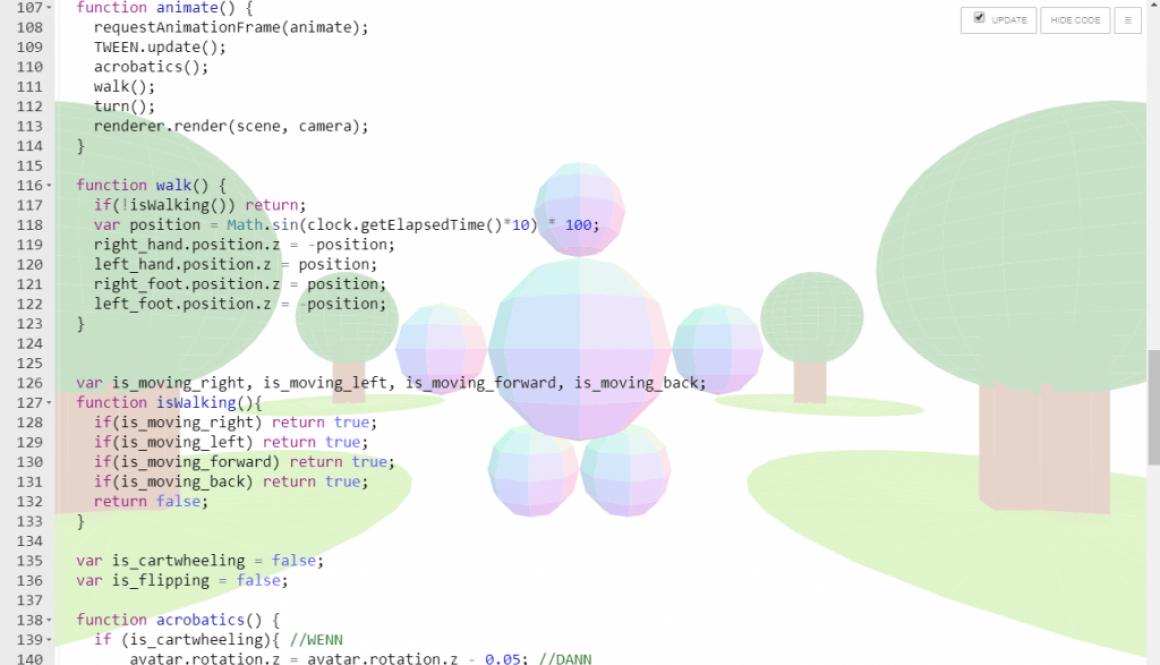 3D-Spiele mit JavaScript